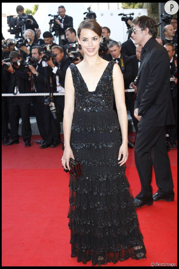 Bérénice Béjo canon en robe du soir