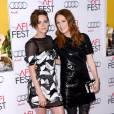 "Kristen Stewart au côté de Julianne Moore pour ""Still Alice""."