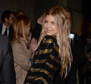 Fergie fait son come-back, sex-appeal et look bling bling