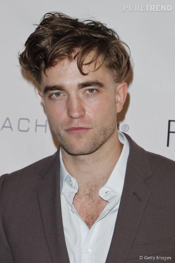 Robert Pattinson, pile ou face ? A vous de choisir.