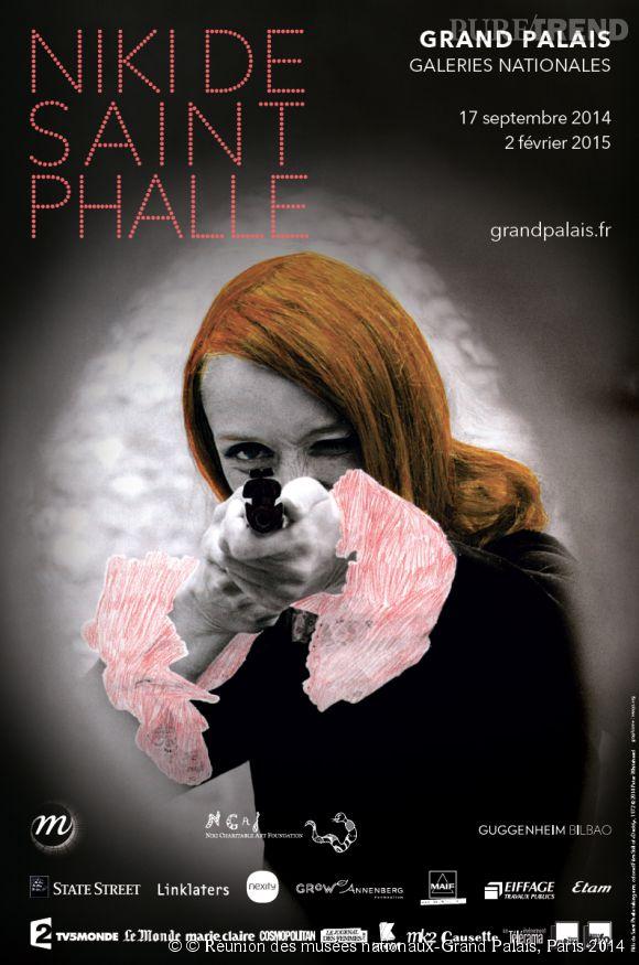 Niki de Saint Phalle au Grand Palais : une exposition à ne pas manquer.