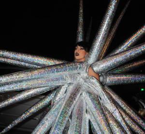 Lady Gaga : l'étoile filante au décolleté XXL