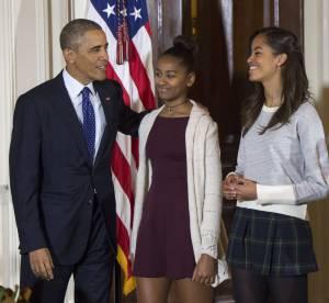 Sasha et Malia Obama au coeur d'une polémique sur Internet