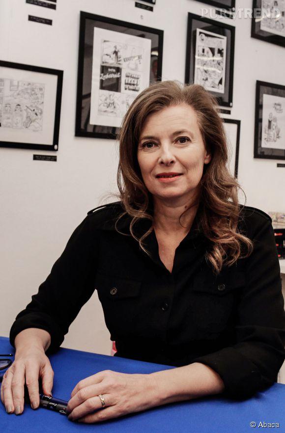 Valérie Trierweiler, lâchée par tout le monde après la promotion de son livre en Angleterre ?