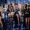 Les Anges lors du défilé Victoria's Secret 2014.