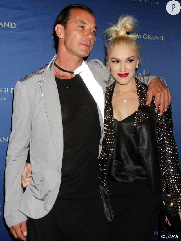 Gavin Rossdale et Gwen Stefani
