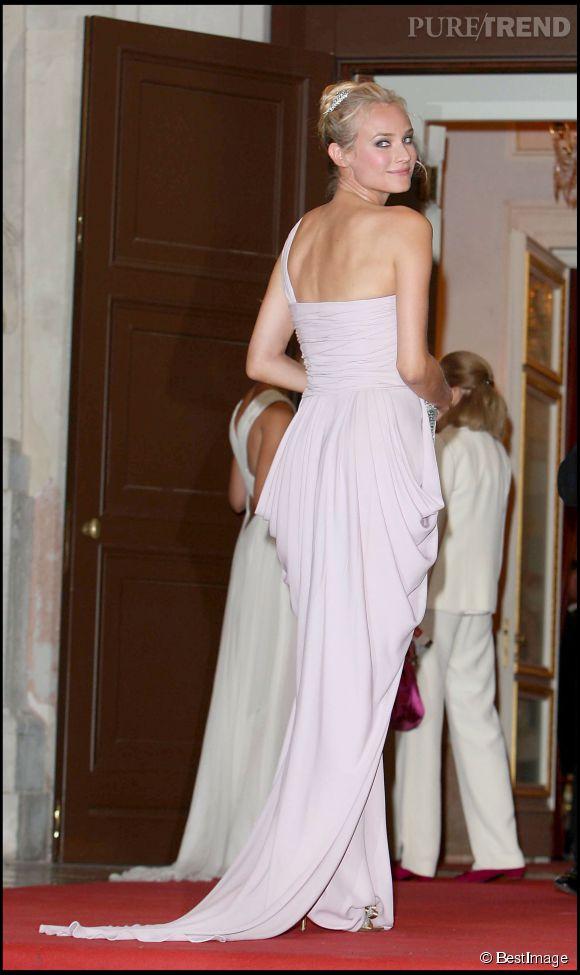 Diane Kruger, l'ange qui passe.