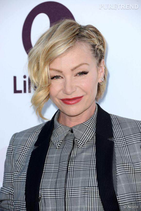 Portia de Rossi, l'épouse d'Ellen DeGeneres, ne se ressemble plus vraiment.