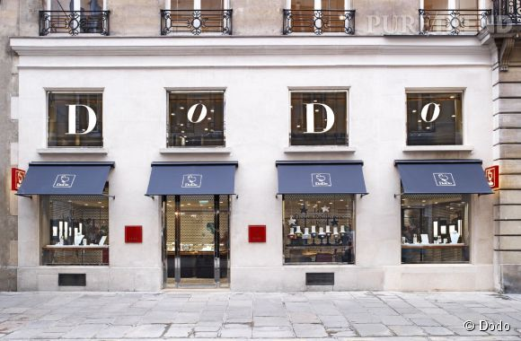 magasin dodo bijoux paris