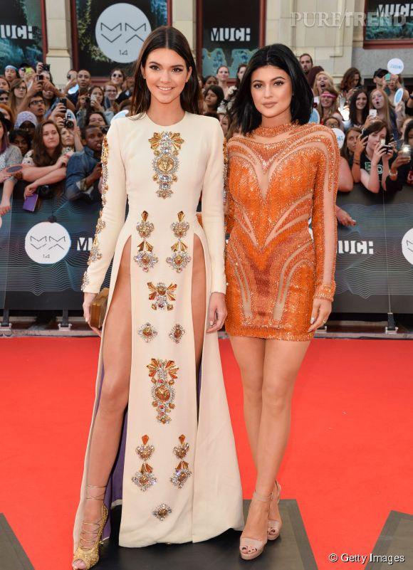 """Kendall et Kylie Jenner : """"Etre célèbre c'est normal pour nous !"""""""