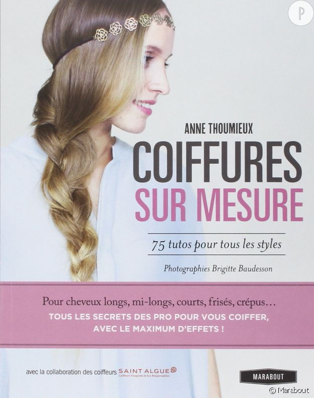 """""""Coiffures sur mesure"""", Marabout."""