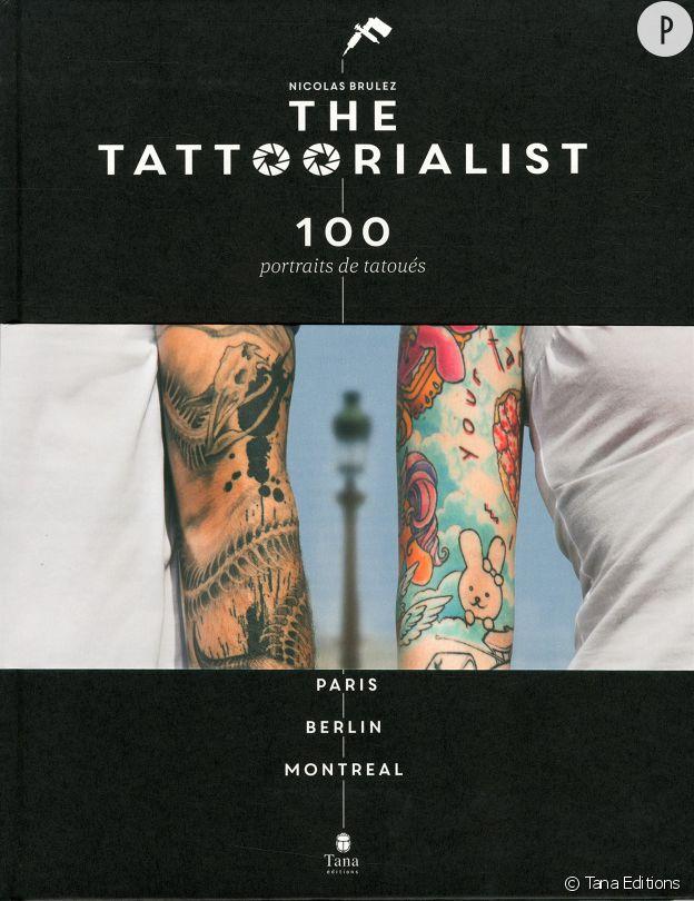 """""""The Tattoorialist"""", Tana Editions."""