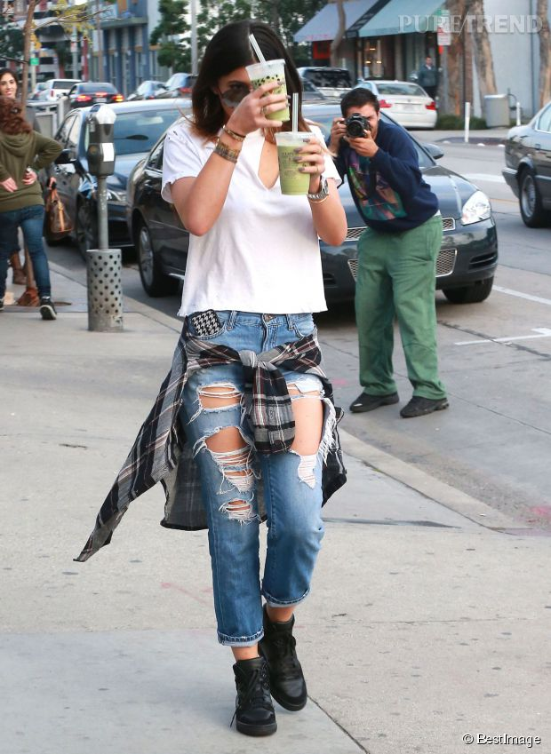 Kylie Jenner son annu00e9e 2014  transformation en bimbo en un an seulement