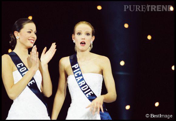 Le 9 décembre 2001, Elodie Gossuin a été élue Miss France.