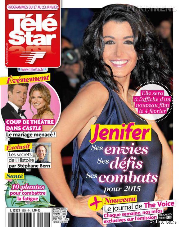 Magazine Télé Star n° du 17 au 23 janvier 2015, déjà dans les kiosques.