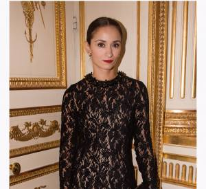 """Rachida Brakni à la soirée des """"Révélations 2015"""" des César en partenariat avec Chaumet."""