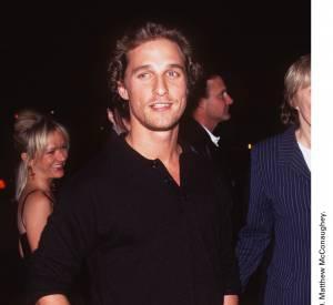 Matthew McConaughey en 1999, il n'a alors que 30 ans.