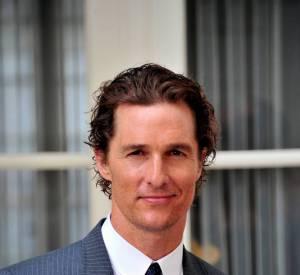 Matthew McConaughey élégant en toute circonstance.