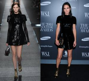 Louis Vuitton Printemps-Été 2015 vs Jennifer Connelly.