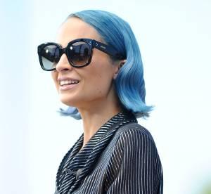 Nicole Richie : Son incroyable nouvelle couleur de cheveux, attention les yeux !