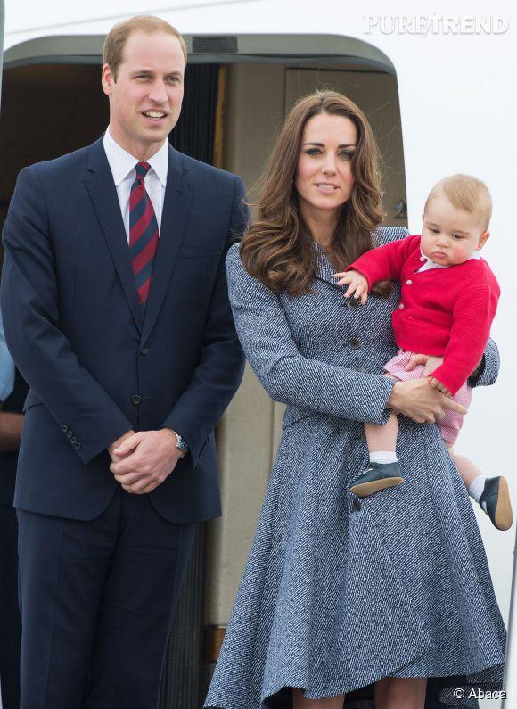 Kate Middleton et le prince William ont mis le cap sur les Caraïbes pour quelques jours de vacances.