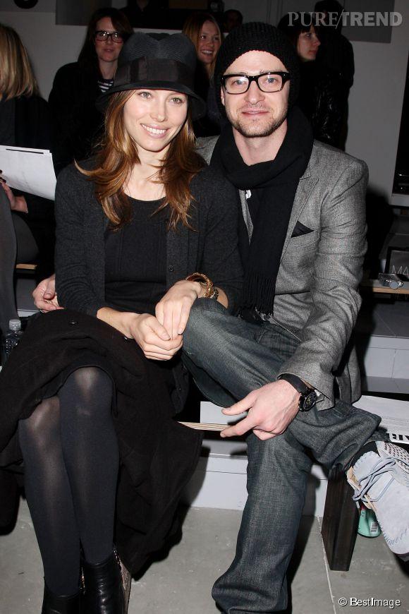 Jessica Biel et Justin Timberlake attendent un heureux évènement.