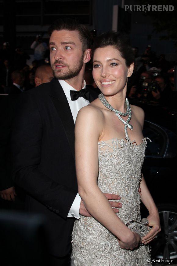 Jessica Biel et Justin Timberlake, un couple de stars rayonnants et en attente d'un heureux évènement !