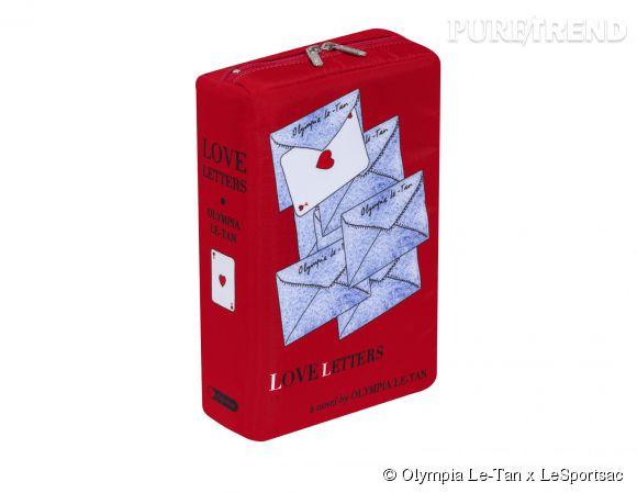 Trousse de beauté Olympia Le-Tan x LeSportsac, 65€.
