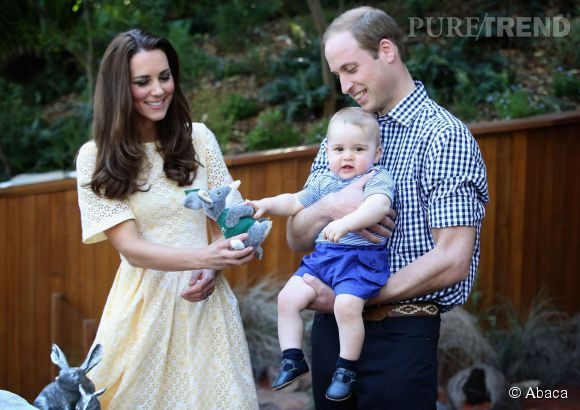 À la naissance de George, Kate Middleton et William ont refusé de prendre une nounou.