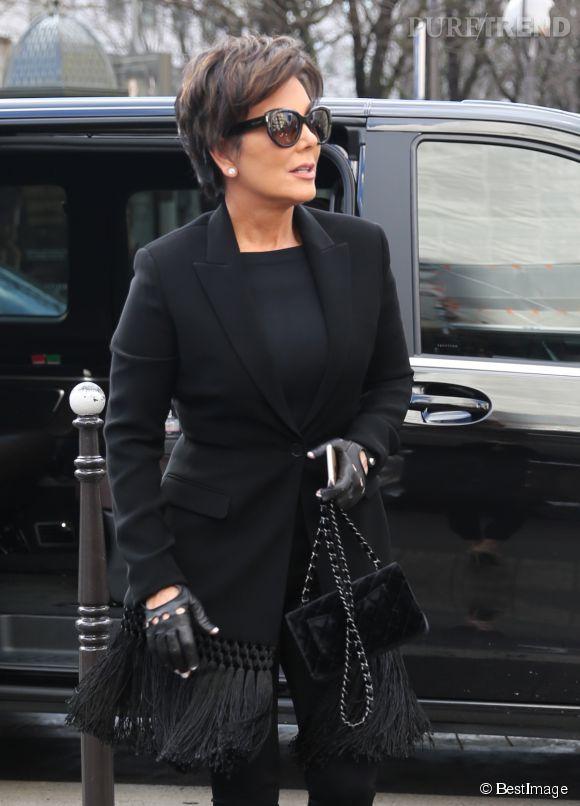 Kris Jenner fait la tête, l'homme avec qui elle a été mariée 23 ans souhaite devenir une femme.