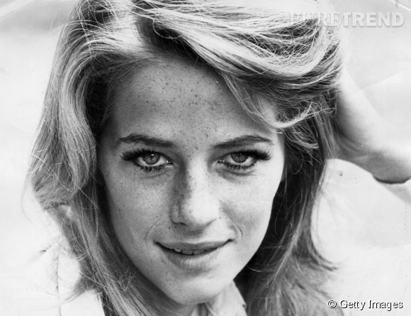 Charlotte Rampling, l'autre Anglaise que les Français adorent.