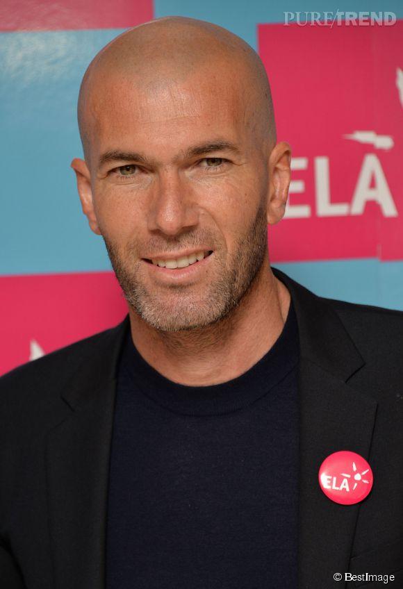Zinedine Zidane est la nouvelle égérie Mango 2015.