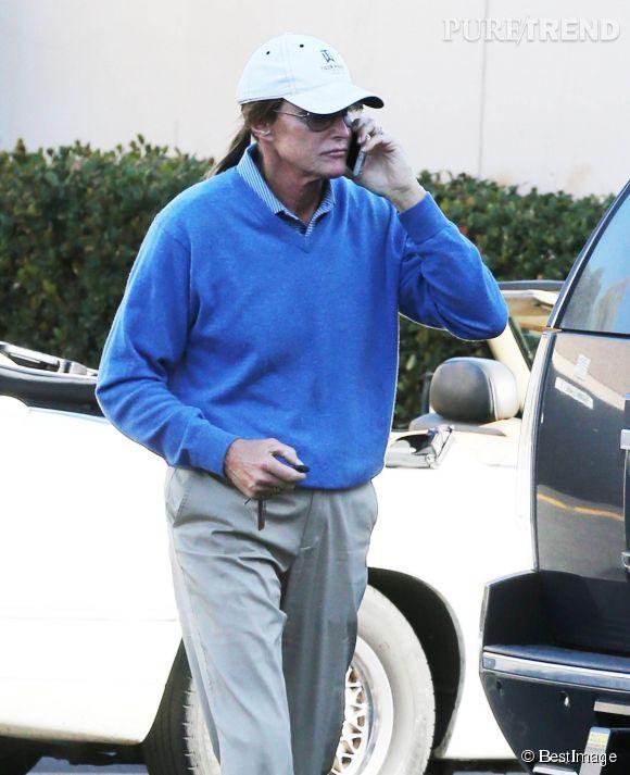 Bruce Jenner est la coqueluche des paparazzi depuis qu'il a décidé de changer de sexe.
