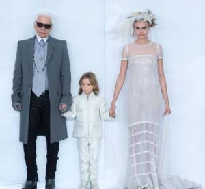 Karl Lagerfeld : le créateur de Chanel lance une ligne pour enfants
