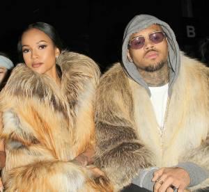 Chris Brown porte de la fourrure : il est pris à partie par la PETA