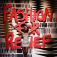 Encore un triomphe pour le défilé Fashion For Relief à Londres le 19 février 2015.