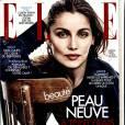 Laetitia Casta fait la couverture du magazine  ELLE  (en kiosque aujourd'hui).