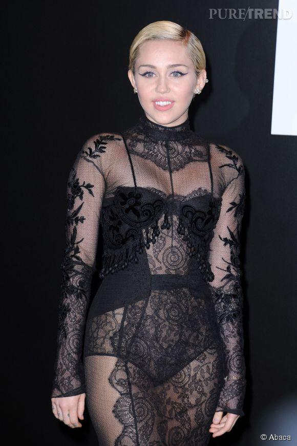Miley, une starlette sans tabou.