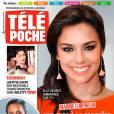 """La couverture du  Télé Poche  dans lequel Marine Lorphelin se confie sur son beau """"Zach""""."""
