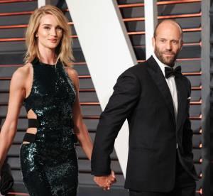Rosie Huntington-Whiteley a-t-elle honte de son boyfriend, Jason Statham ?