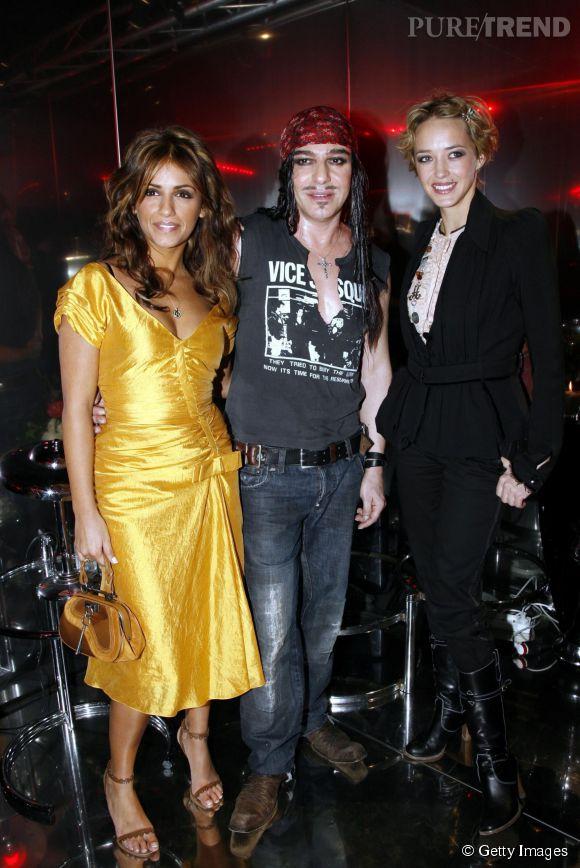 Penelope Cruz, John Galliano, Hélène de Fougerolles, le trio inattendu.