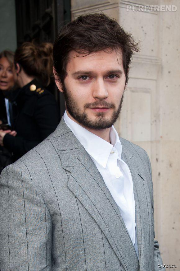 Hugo Becker, le nouvel acteur qui monte en France.
