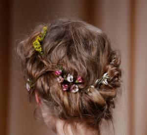 Coiffure mariage : 15 idées pour cheveux mi-longs