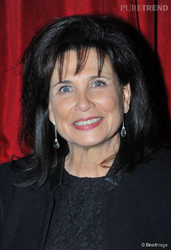 Anne Sinclair est revenue sur l'affaire DSK à la télévision américaine.