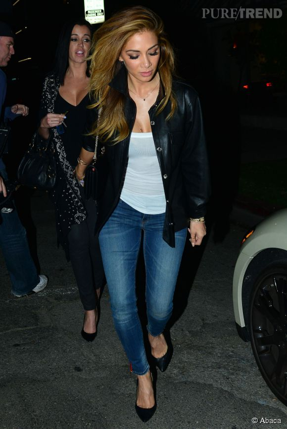 Nicole Scherzinger, une bombe dont s'inspirer.