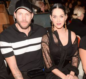 Katy Perry, Kim Kardashian... défilé de stars chez Givenchy