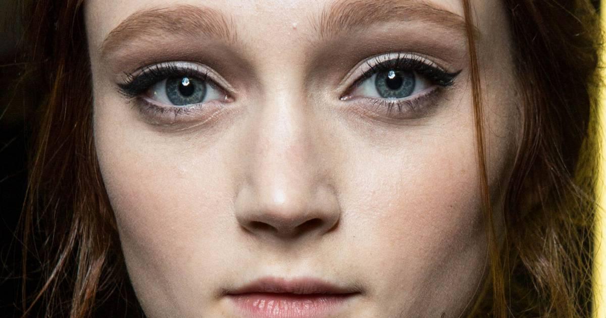 Gut bekannt Idée maquillage mariage yeux de biche : mettre l'accent uniquement  HJ16