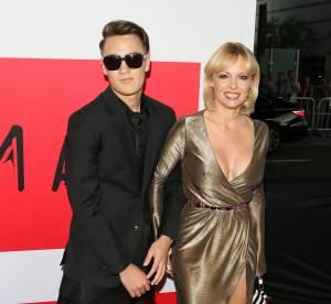 Pamela Anderson : transformée, elle brille aux côtés de son fils canon Brandon !