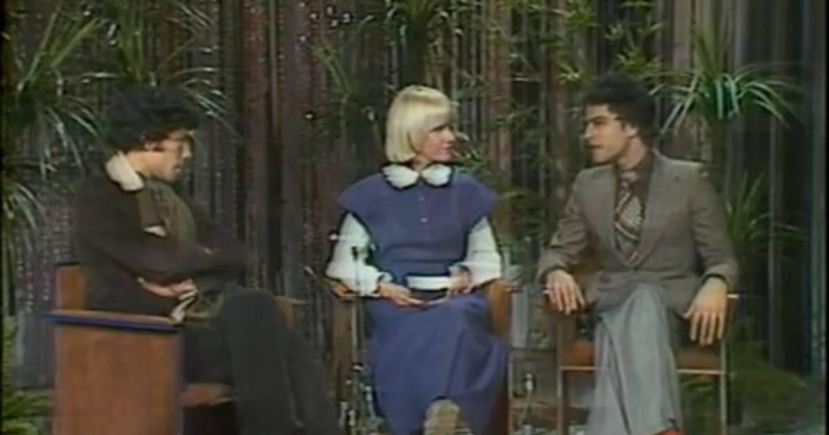 Igor et grichka bogdanoff canons en 1977 une vid o for The sur le nil mariage freres