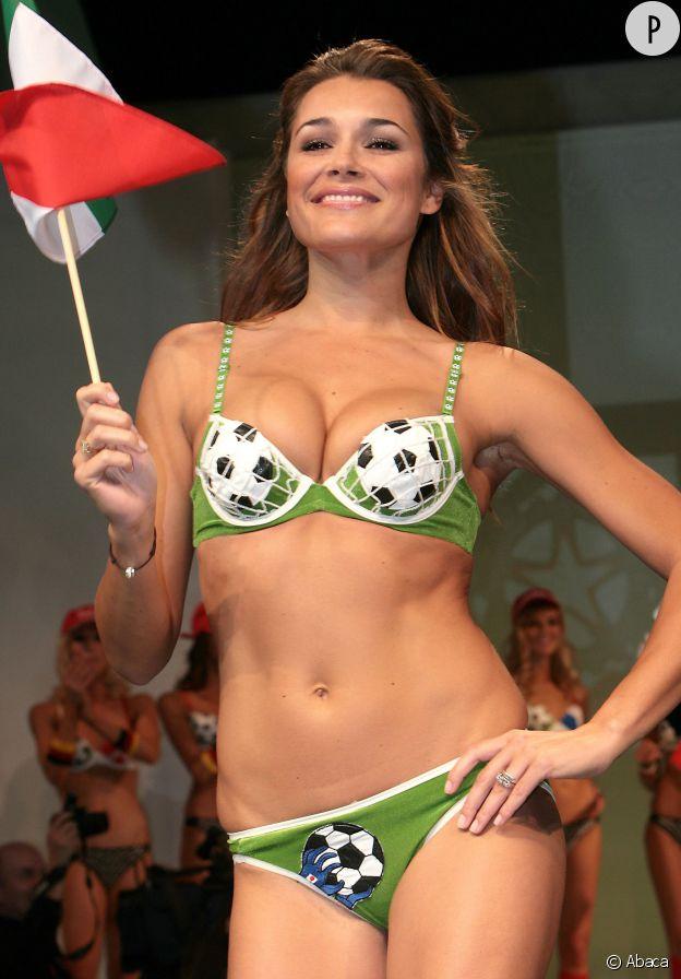 Alena Seredova, femme du joueur Gianluigi Buffon.